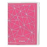 Polaroid pol098Zip Tasche Notebook–Pink