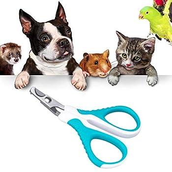 OneBarleycorn - Coupe-ongles professionnelle pour chien ou chat.Idéal pour un chat, chiot, chaton et petit chien. Un grand coupe-griffes pour le toilettage
