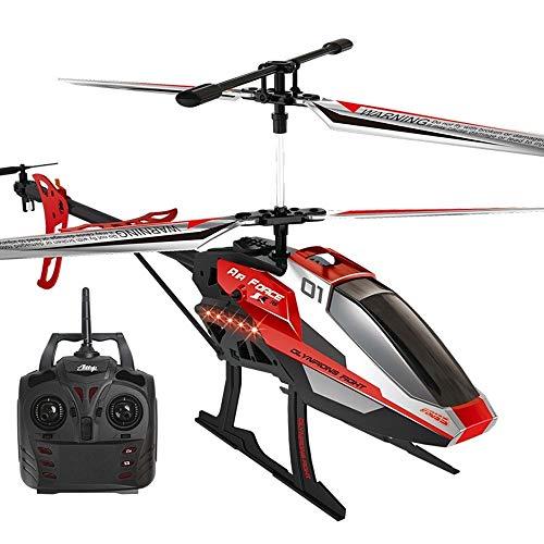Ycco New Resistance To Falling Riesige Funkfernsteuerung Flugzeug RC 3.5 Kanal Rc Hubschrauber Flugzeug Stabil Leicht zu erlernen Guter Betrieb Junge Spielzeug Mit Led-leuchten Pädagogisches Spielzeug