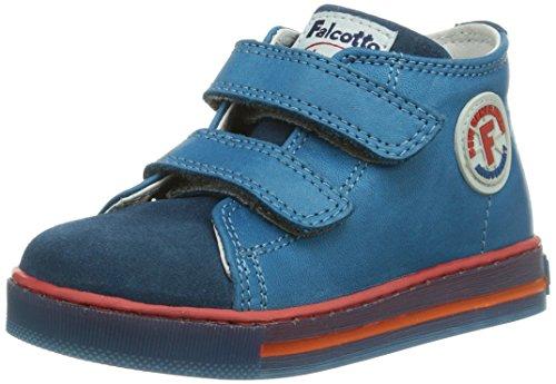 Naturino FALCOTTO MICHAEL, Scarpe primi passi Unisex - bambino, Blu (Blau (9103Azzurro)), 20 (4 uk)