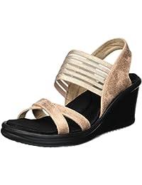 61504f7d9f0b Amazon.co.uk  Skechers - Sandals   Women s Shoes  Shoes   Bags