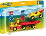 Playmobil 6761 - Rennauto mit Transporter
