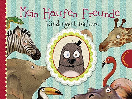 Mein Haufen Freunde - Kindergartenalbum -