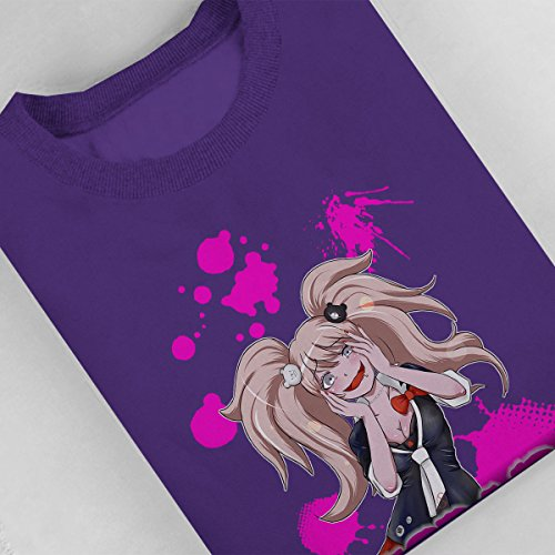 Despair Junko Enoshima Danganronpa Women's Sweatshirt purple