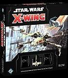 Star Wars Games FFGSWX01 X-Wing - Mini Juego de Mesa, diseño de Star...