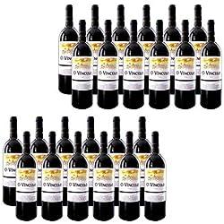 El Vinculo Crianza - Vino Tinto - 24 Botellas