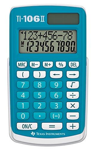 Texas Instruments TI106 Grundschul-Taschenrechner