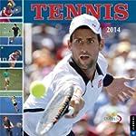 Tennis 2014 Wall Calendar: The US Open
