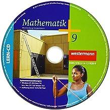 Mathematik - Ausgabe 2012 für Regionale Schulen in Mecklenburg-Vorpommern: CD-ROM zum Schülerband 9