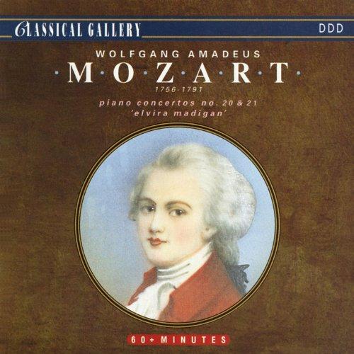 Piano Concerto No. 20 in D Min...