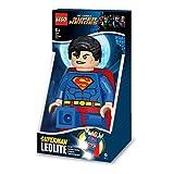 LEGO Lights iqlgl-tob20t DC Superhelden Superman Taschenlampe mit Batterien und 30Minuten Timer Funktion