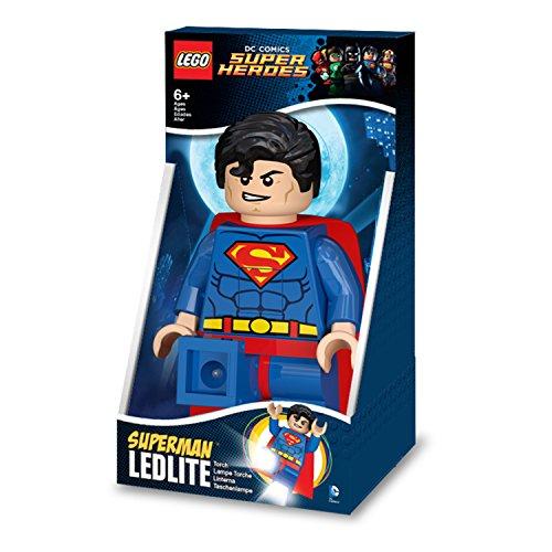 Lego Lights iqlgl-tob20t DC Superhelden Superman Taschenlampe mit Batterien und 30Minuten Preisvergleich