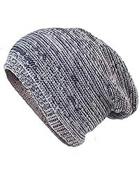 Glamexx24 Sombrero Beanie Largo de Invierno para Hombre Gorro de Punto  Premium para Mujer Unisex - 92199058cad