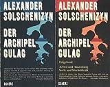 Der Archipel GULAG - Band 1 + 2 im Set! - Alexander Solschenizyn