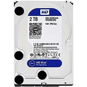 WD 2TB Internal Hard Drive (Blue)