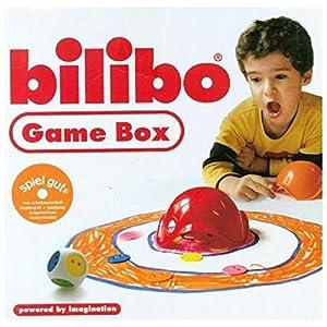 Bilibo – Juguete en forma de dado (36 cuentas, 1 bolsa, 1 folleto de información, 12,5 x 12,5 x 12,5 cm)