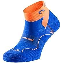 Lurbel Premium Unidad Calcetines tiwar con Canales para circulación del Aire, fácil Acolchada,