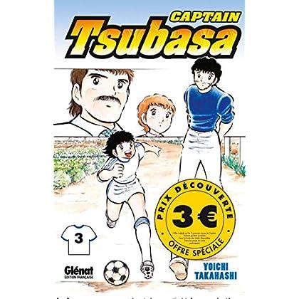 Captain Tsubasa - Tome 03 3euro