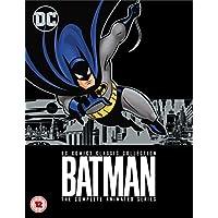 Batman: The Animated Series S1-4