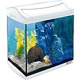 Tetra AquaArt LED Aquarium-Komplett-Set, 30 L, weiß
