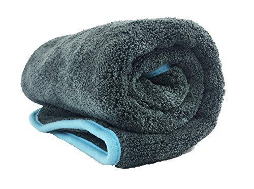 XL Gorilla Silverback Voiture Serviette de séchage 50 x 80 cm 1200 g/m² * Super Absorbant l'eau Aimant *