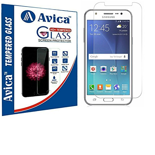 AVICA 2.5D Premium Tempered Glass Screen Protector for Samsung Galaxy J7 2016 image