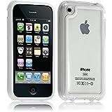 Seluxion - Housse Etui Coque Bumper pour Apple iPhone 3G/3GS couleur blanc