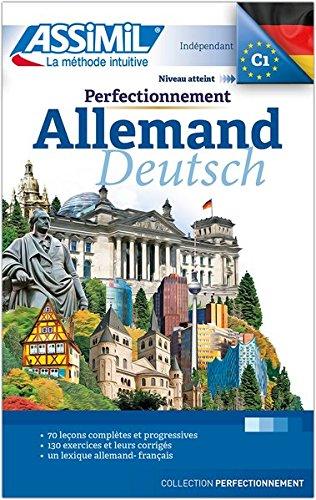 Perfectionnement Allemand (livre seul)