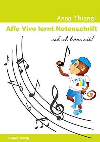 noten-lernen-kinderleicht-affe-vivo-lernt-notenschrift-und-ich-lerne-mit