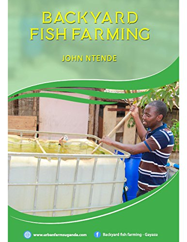 Backyard Fish Farming (English Edition) por John Ntende