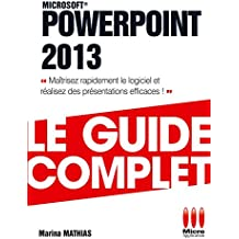 GUIDE COMPLET£POWERPOINT 2013