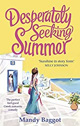 Desperately Seeking Summer: The perfect feel-good Greek romantic comedy to read on the beach this summer
