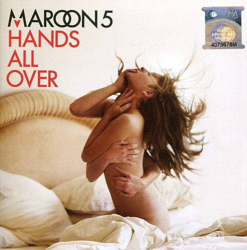 Hands All Over  (New Version inkl. Bonus Track)