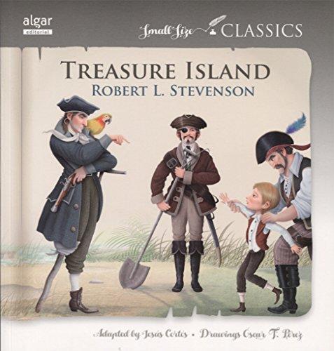 Treasure island (Small Size Classics)