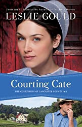 [Courting Cate] (By: Lesslie Gould) [published: December, 2012]