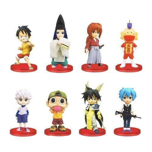 shonen-jump-j-stars-world-collectible-figure-vol3-luffy-nagisa-kenshin-killua-adjuvants-for-kazesuke