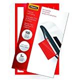 Fellowes Laminating Pouches, Thermal, File Card, 5 Mil - Best Reviews Guide