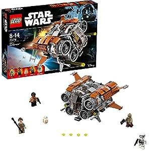 LEGO 75178 - Star Wars Tm, Quadjumper di Jakku