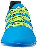 adidas Herren Ace 16.3 in Fußballschuhe, Blau (Shock Blue/Semi Solar Slime/Ftwr White), 44 2/3 EU - 4