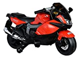 #2: Vihan Electric Vehicles Company K1600 BMW K1300 12V Hand Accelerator Ride On Bike For 2 To 10 Year Old Kids - Unassembled