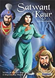 Satwant Kaur - Destined to Survive (Sikh Comics for Children & Adults)