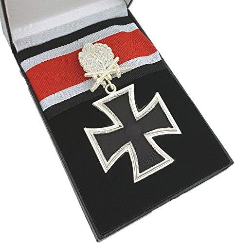 Eichenlaub mit Schwertern und Brillanten zum Ritterkreuz des Eisernen Kreuzes (ab 28. September 1941) - Militär Orden Auszeichnung zweiter Weltkrieg WW2 WK2