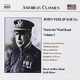 American Classics - John Philip Sousa (Music for Wind Band Vol. 1)