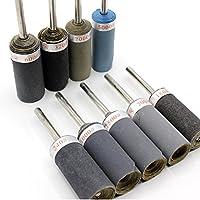 5 Stück Schleifpapier Schleifband Schleifstifte Körnung K 320 für Dremel Proxxon