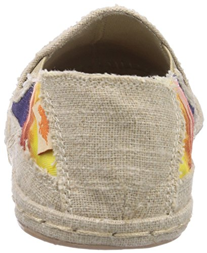 Rocket Dog Wheelie, Mocassins Femme Beige (For Real/Sandbag)