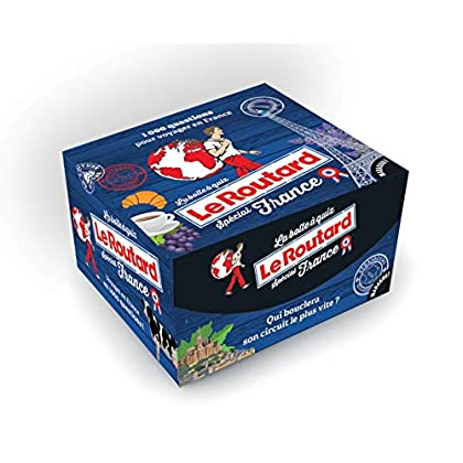 La boîte à quiz Le Routard - Spéciale France