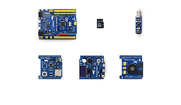 Amazon in: Buy Waveshare-ST Wavesahre STM32 Nucleo Development Board