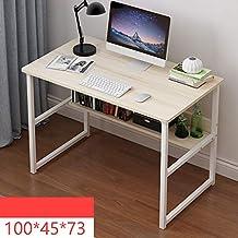mesa de ordenador Escritorio de computadora mesa de escritorio simple IKEA dormitorio económico hogar de estudiantes
