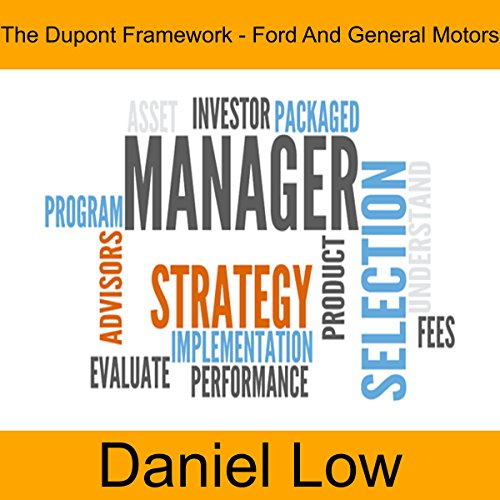 the-dupont-framework-ford-and-general-motors-english-edition