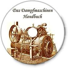"""Dampfmaschinen """"Handbuch"""" 2000 Abbildungen - 600 Seiten als PDF auf CD"""